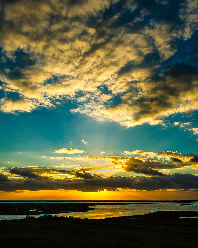 Fort Hill Sunrise
