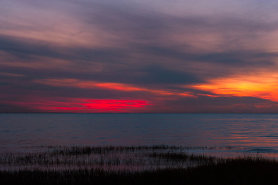 First Encounter Beach Sunset