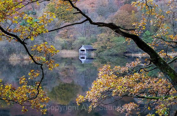 Rydal Water - Lake District