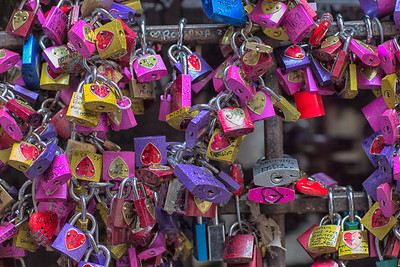 Verona Love Locks