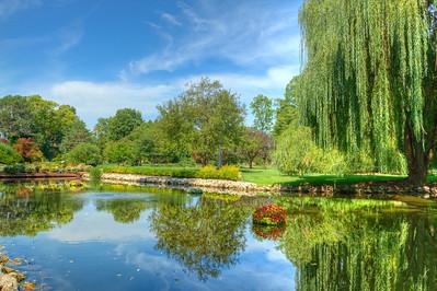 Schedel Gardens