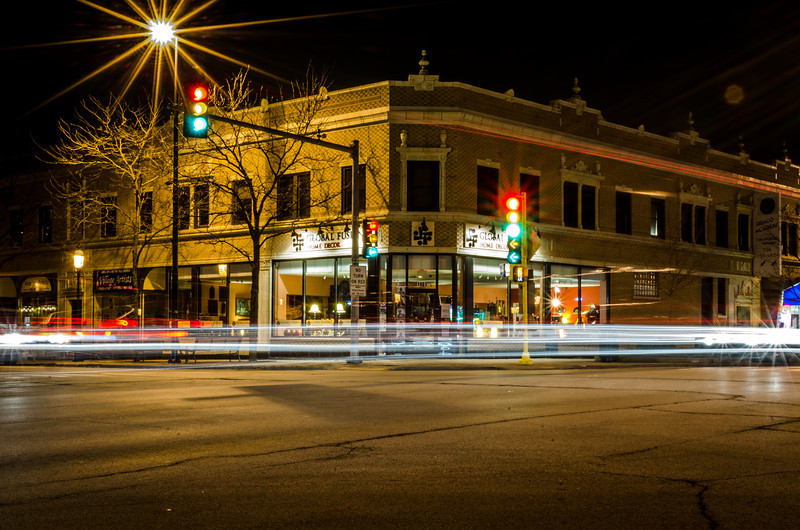 Downtown Homewood Ridge and Dixie Bulb