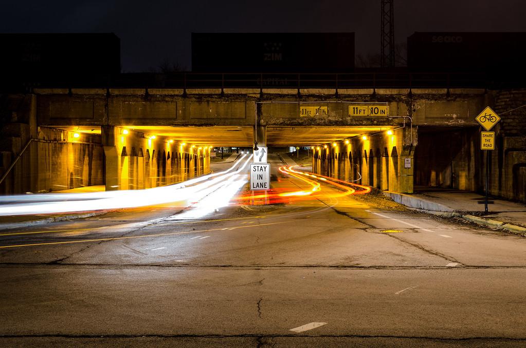 On Dixie in Homewood near Metra Train Station