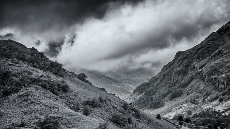 Low Crag, Seathwaite