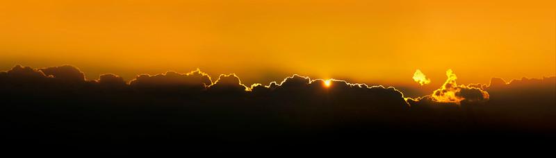 Bradgate Park Sunset - Skyefire