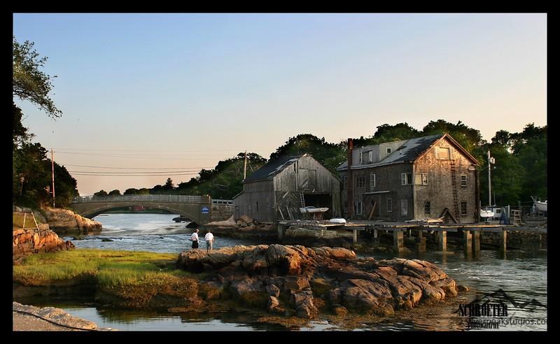 Cohasset Boathouse - Cohasset, MA