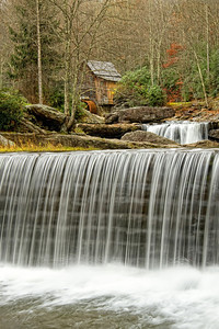 Mill at Babcock State Park
