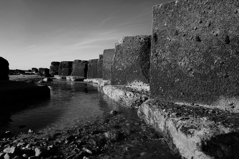 Concrete Rocky Structures