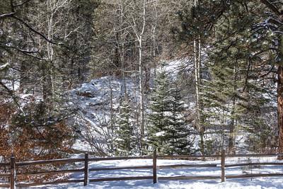 Santa Fe Mountains