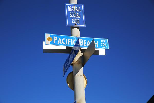Where Pacific Beach meets Ocean Front
