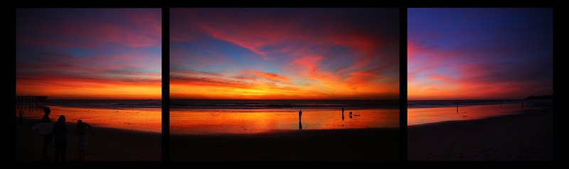 P.B. Sunset