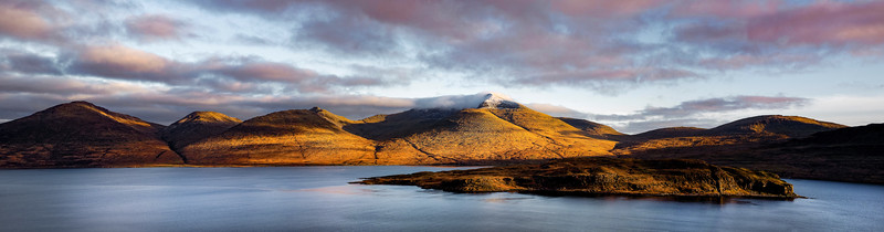 Loch Na Keal/Ben More - Isle of Mull