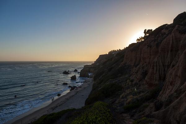 Sunset @ El Matador