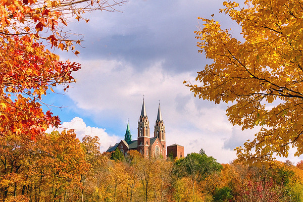 Holy Hill - Basilica and National Shrine of Mary Help of Christians
