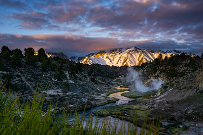 HOT CREEK - CALIFORNIA INYO NATIONAL FOREST