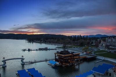 Sunset CDA Resort 4-27-19