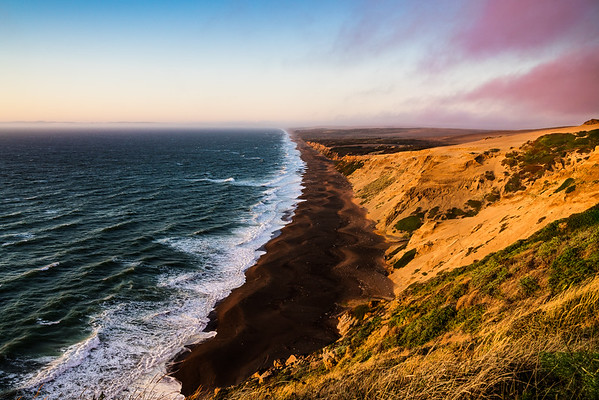 ENDLESS COAST | POINT REYES - CALIFORNIA