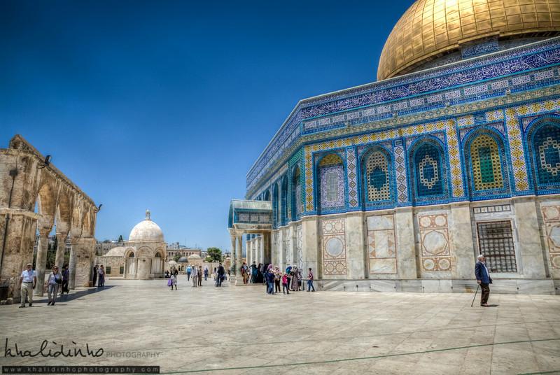 Qubbat Al Sakra Mosque