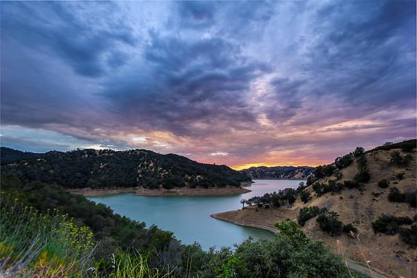 Lake Berryessa, Napa, California