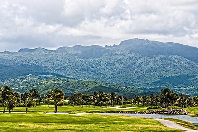 Trump International Golf Course San Juan Puerto Rico