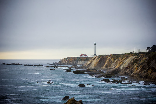 Point Arena Light House