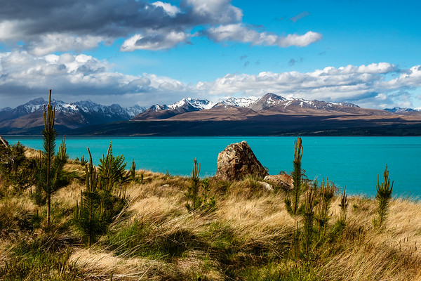 LAKE PUKAKI - NEW ZEALAND