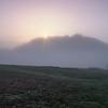 Mount Si Foggy Spring Sunrise