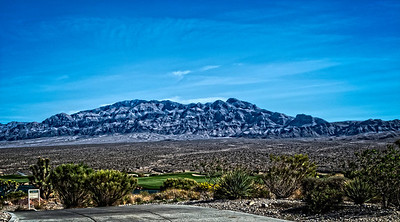 Paiute Golf Resort Las Vegas Nevada