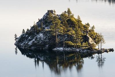 Fannette Island - Lake Tahoe