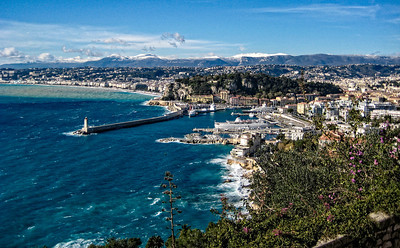 French Riviera Nice France
