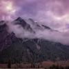 Mount Si Cloudy Sunrise