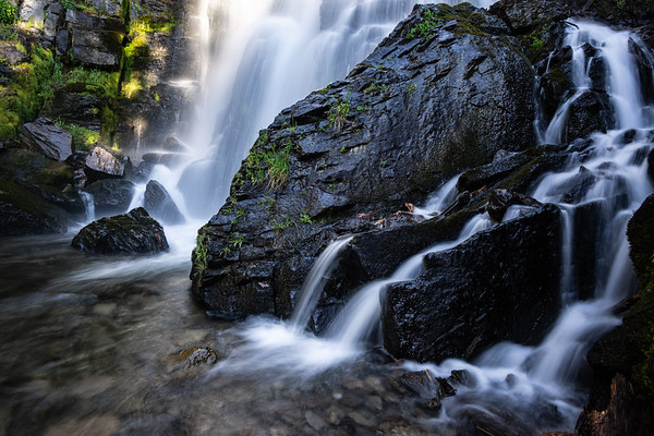 Landscape Photography | Lassen Volcanic National Park | Kings Creek Falls