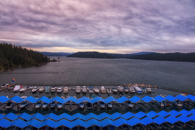 Sunrise at CDA Resort 4-27-19