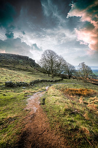 The ever changing moods of the Peak District. By David Stoddart