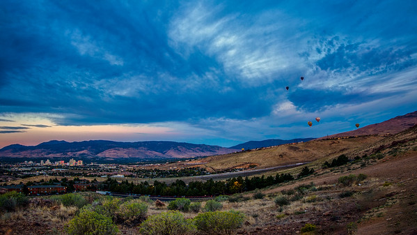 The Great Reno Balloon Race (2018)