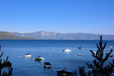 Placid Lake Tahoe