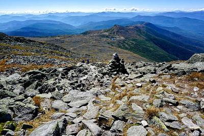 Crawford Path, Mt. Washington.