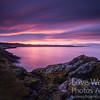 North Berwick Harbour Sunset
