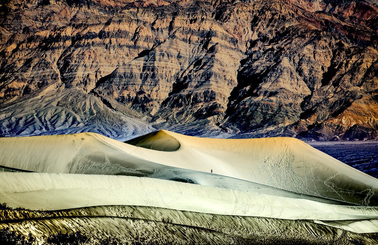 Death Valley Mesquite Flat Dunes 2122
