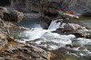 Elbow Falls White Water