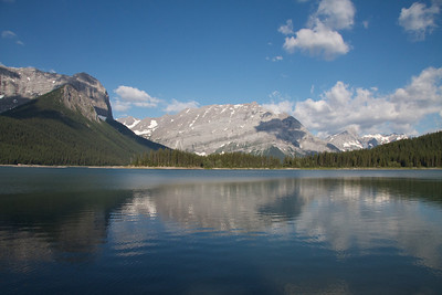 Summer in Kananaskis Country