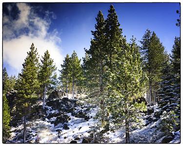 Snow Again, Hwy 50