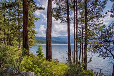 Fallen Leaf, Lake Tahoe