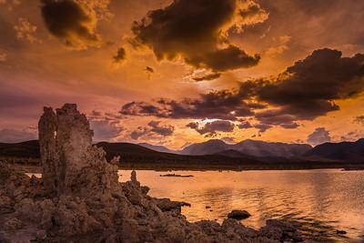 Mono Sunset 423