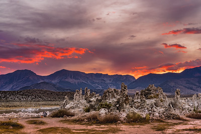Mono Lake Sunset 0482