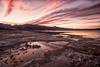 October Sunset on Mono Lake