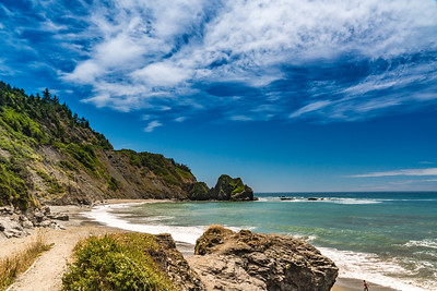 Enderts Beach, CA coast 2475-1
