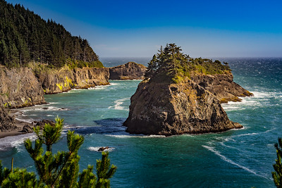 Oregon Coast Viewpoint