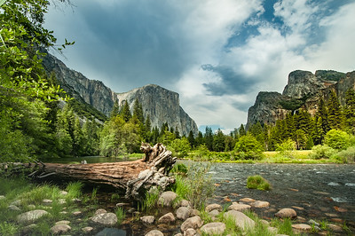 Valley View, Yosemite