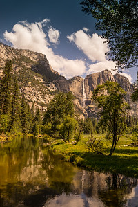Merced River, Yosemite Valley